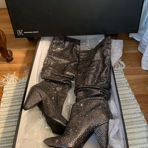 INC Women's Dress Boots Size 9M